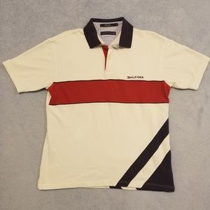 Retro Tommy Hilfiger Polo